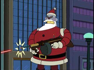 Futurama - Santa Claus