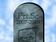 R.I.P Prt.Sc