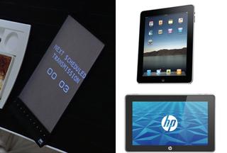 2001 Space Odyssey vs iPad e Slate