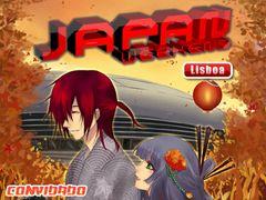 Cartaz Japan Weekend Lisboa 2010