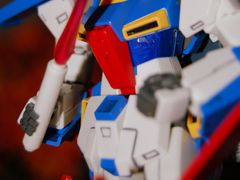 GUNDAM ZZ - Close up