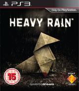 Heavy Rain - Capa