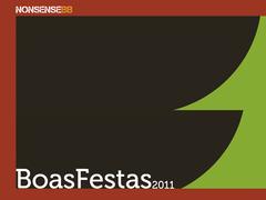 Boas Festas 2011