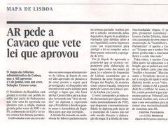 AR pede a Cavaco que vete lei que aprovou @ Expresso
