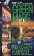 Cover for Green Mars by Kim Stanley Robinson