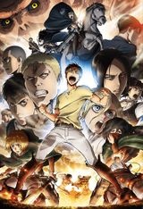 Attack on Titan: Season 2 Poster