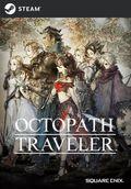 Octopath Traveler Cover